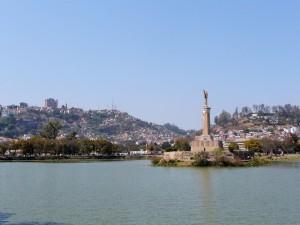 Antananarivo - Lac Anosy