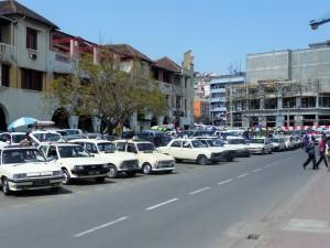 Antananarivo - Taxis