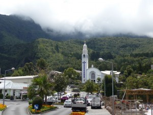 Cilaos - Eglise
