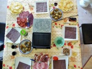 Cilaos - Raclette