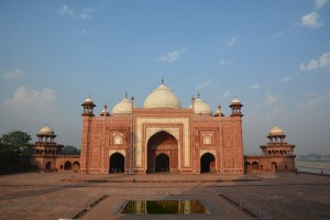 Agra - Mosquée