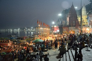 Varanasi - Aarti
