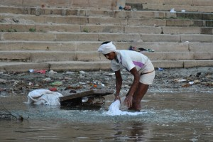 Varanasi - Sur le Gange