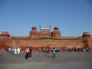 New Delhi - Fort Rouge