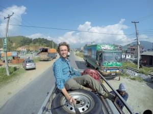 Trek Mardi Himal - Retour à Pokhara