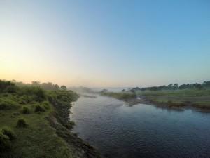 Chitwan - A l'aube
