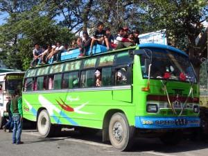 Pokhara - Bus