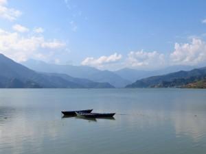 Pokhara - Lac Phewa