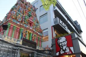 Rangoun - Temple et KFC!
