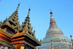 Rangoun - Pagode Shwedagon