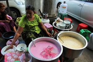 Rangoun - Desserts