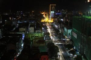 Rangoun - Sky bistro