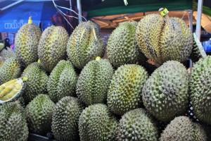 Rangoun - Durians