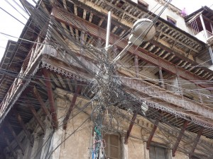 Katmandou - Problème électrique?