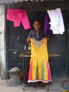 Pokhara - Tailleur