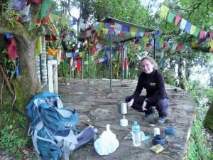 Trek Mardi Himal - Vive les nouilles chinoises