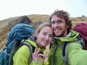 Trek Mardi Himal - Avant monter