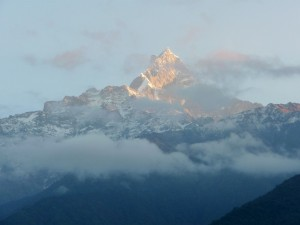 Trek Mardi Himal - Machapuchare