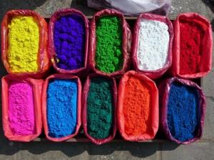 Katmandou - Colorants