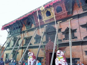 Katmandou - Durbar Square