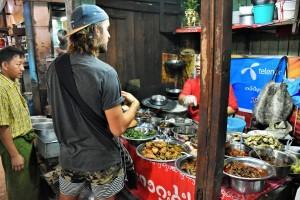 Mandalay - Cantine
