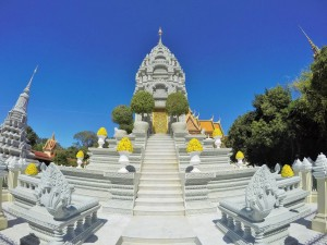 Phnom Penh - Palais royal