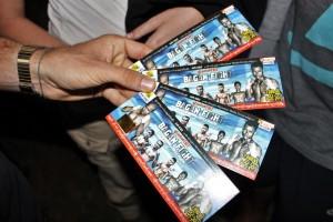 Bagan - Ticket boxe birmane