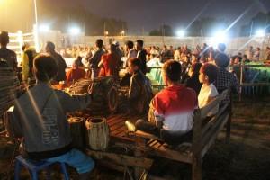 Bagan - Musique boxe birmane