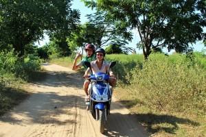 Bagan - Scooter électrique