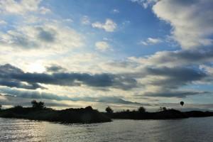 Lac Inlé - Lever du soleil