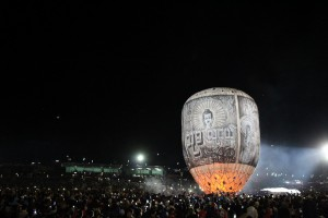 Taunggy - Festival des lumières