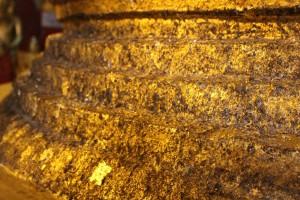 Pindaya -Feuille d'or