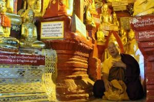Pindaya - Grotte des 10000 bouddhas