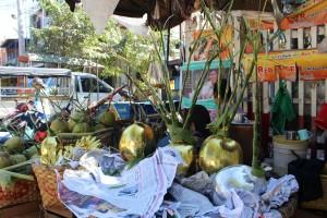 Mandalay - Noix de coco pour donation