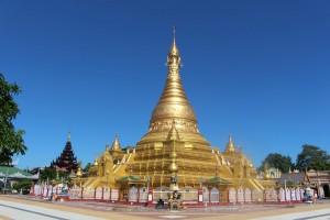 Mandalay - Pagode