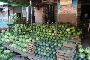 Mandalay - Pastèques