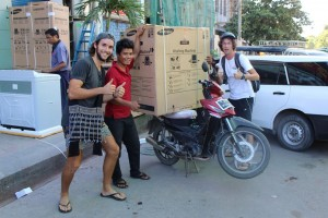 Mandalay - Livraison Darty