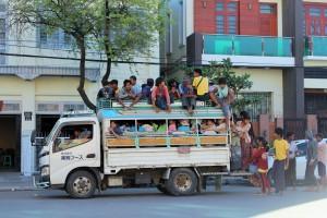 Mandalay - Covoiturage