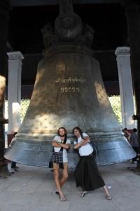 Mingun - Plus grosse cloche du monde
