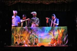Mandlay - Marionnettes