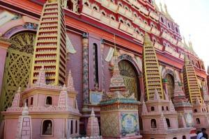 Monywa - Temple Thanboddhay