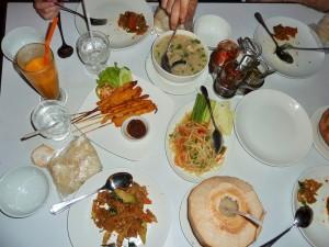 Phnom Penh - Resto Thaï