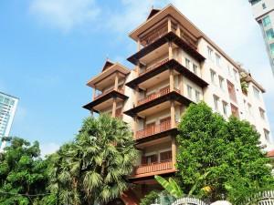Phnom Penh - Un super appart