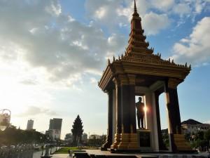 Phnom Penh - Monument Sihanouk