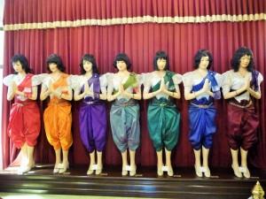 Phnom Penh - Un jour, une couleur