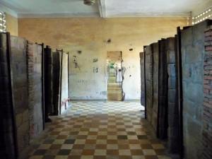 Phnom Penh - Musée S21