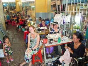 Phnom Penh - Marché central