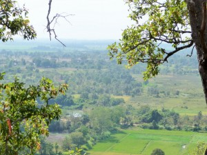 Kratie - Sambok mountain