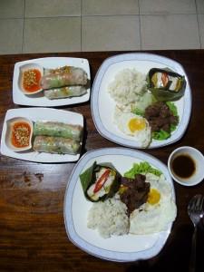 Battambang - Résultat du cours