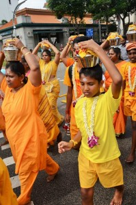 Little India - Fête de Thaipusam